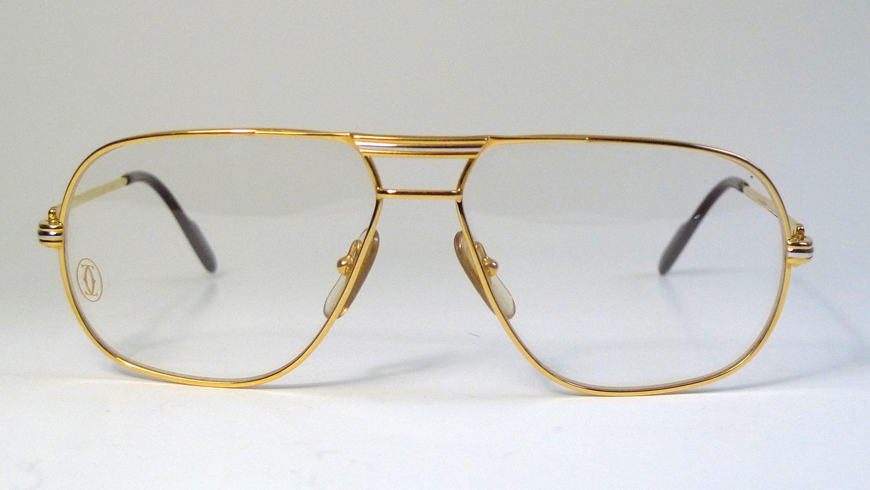 795be73e8c96 CARTIER TANK LOUIS CARTIER – Vintage for me   lunettes okulary ...