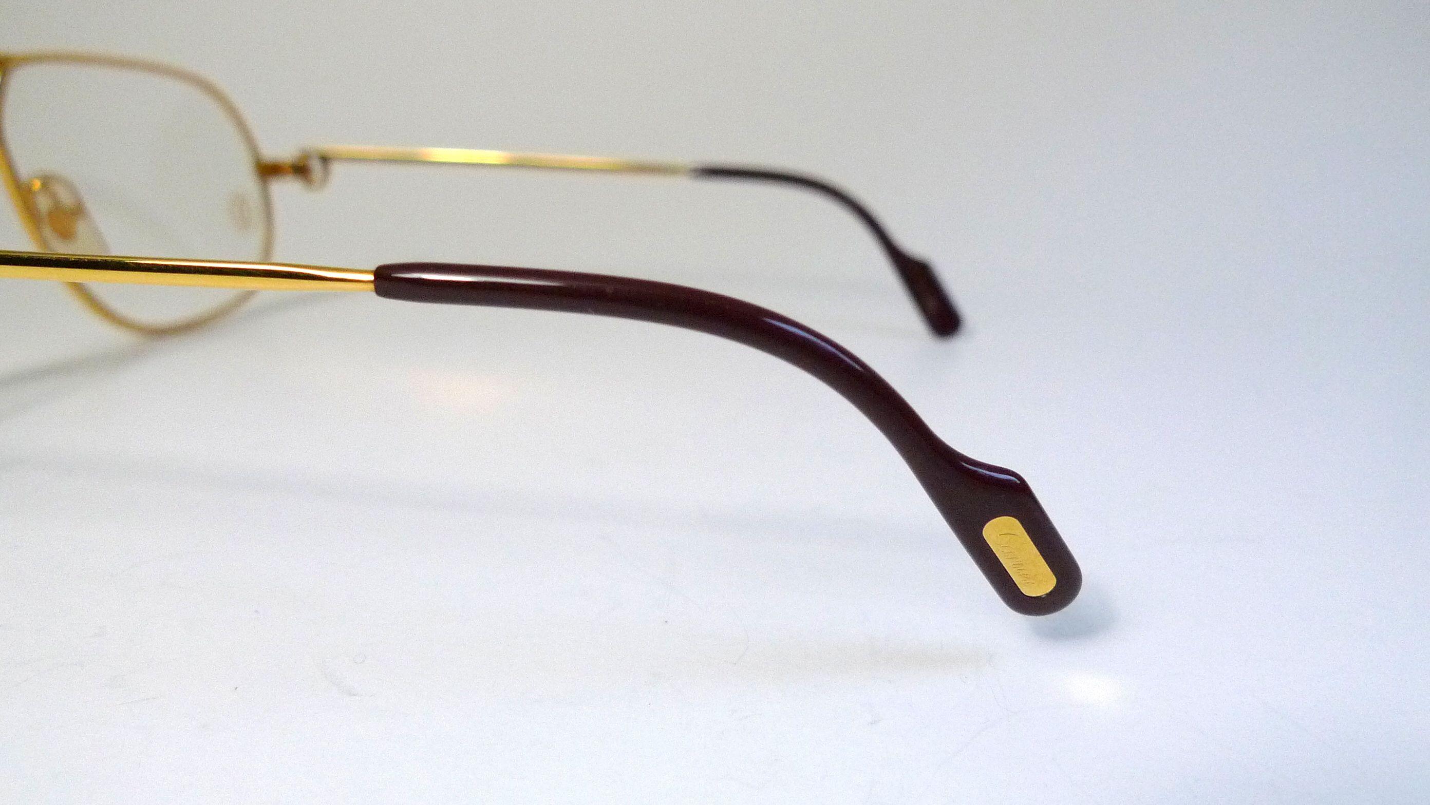 7f4a58fcbab9 CARTIER TANK LOUIS CARTIER – Vintage for me   lunettes okulary sonnenbrille  眼镜 sunglasses frame 眼鏡 occhiali solaires نظارات óculos de sol gafas   all  ...